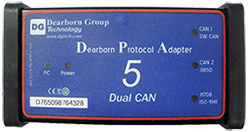 Dearborn Protocol Adapter